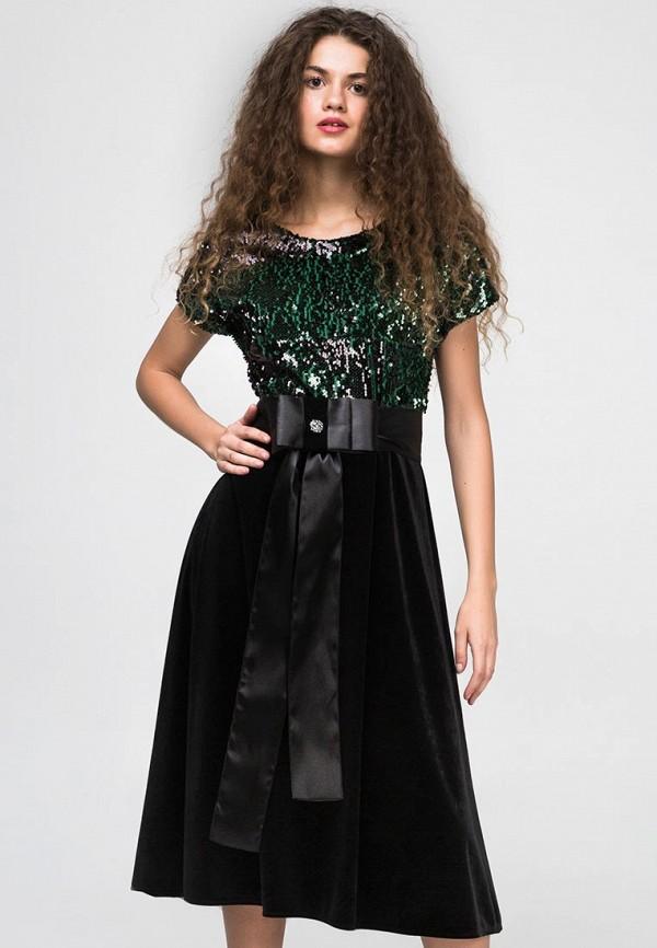 Купить Платье HandyWear, MONICA, mp002xw151gq, черный, Осень-зима 2017/2018