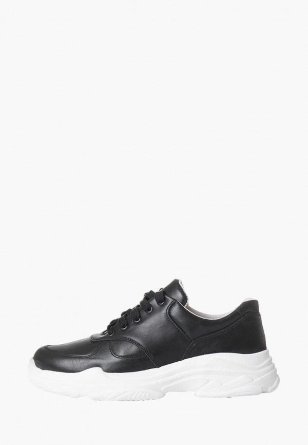 женские кроссовки vm-villomi, черные