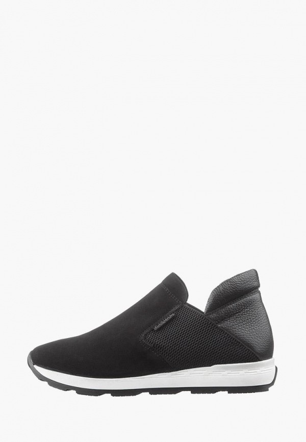 женские кроссовки casual, черные