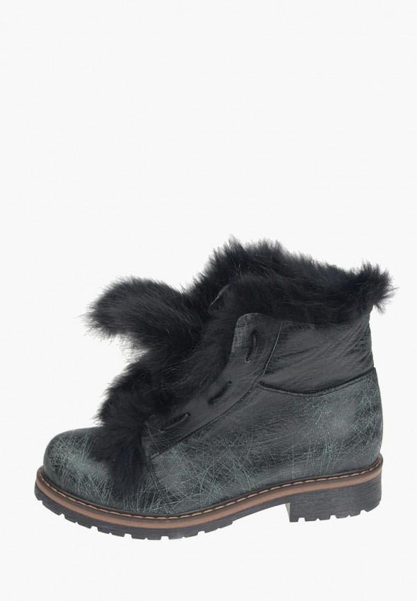 женские ботинки litvin, черные