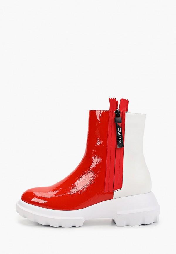 Ботинки Graciana Graciana MP002XW152ES ботинки graciana graciana mp002xw0e5ll