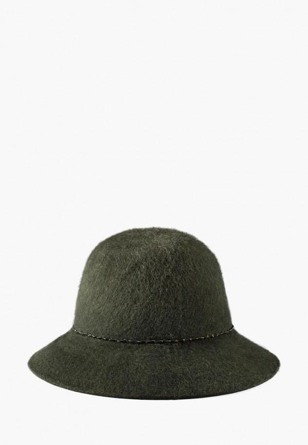 женская шляпа elegant, хаки