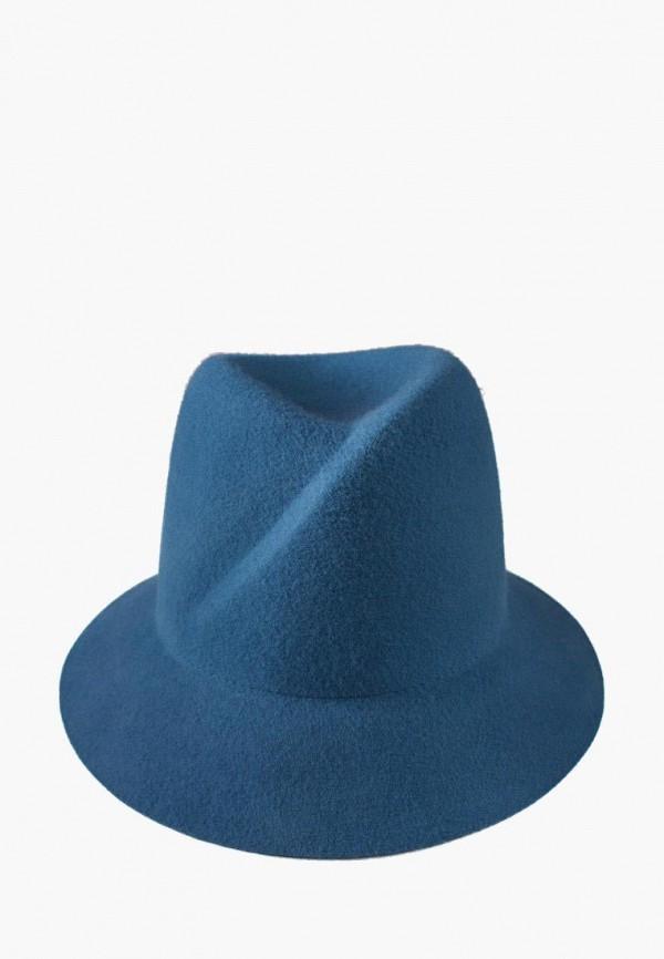 женская шляпа elegant, голубая