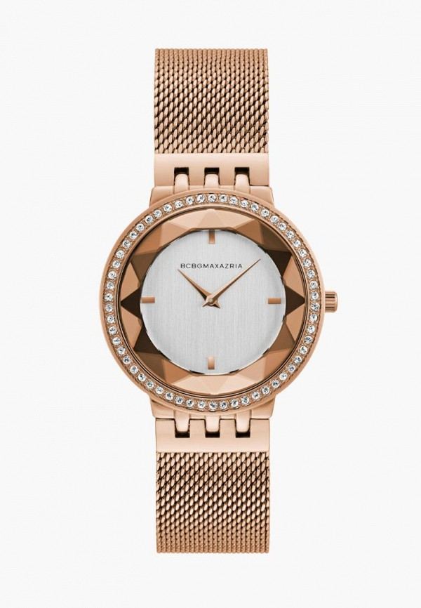 женские часы bcbgmaxazria, золотые