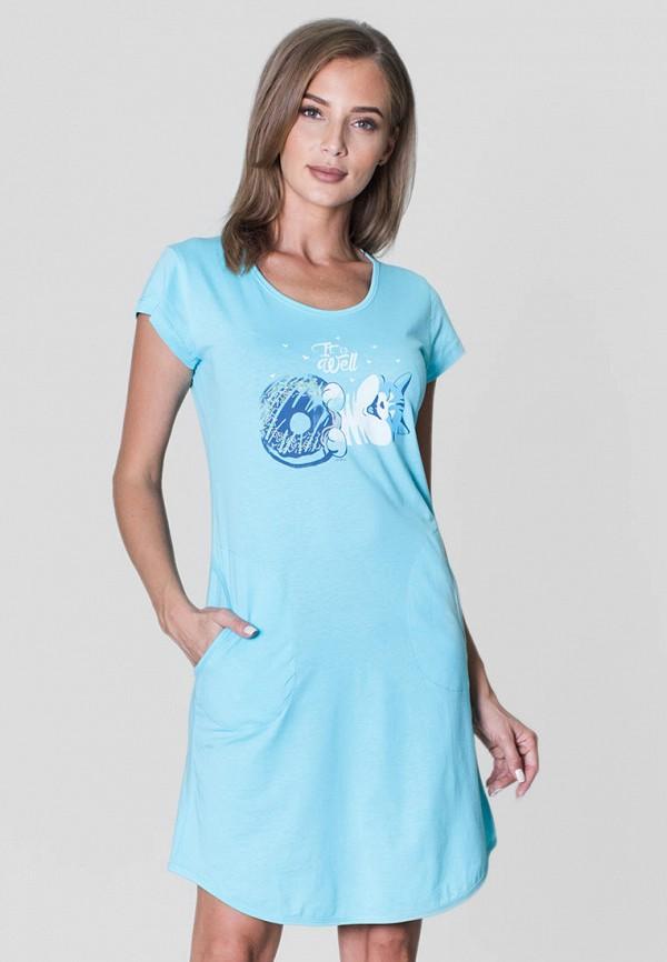 Платье домашнее Vienetta Vienetta MP002XW152M1 платье домашнее vienetta s secret arizona цвет черный 809170 0000 размер l 48