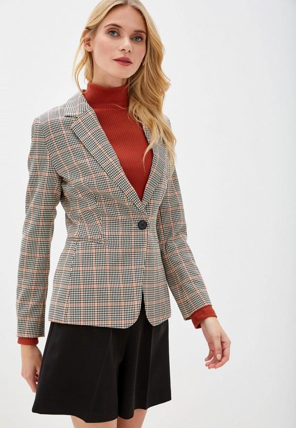 женский пиджак vittoria vicci, разноцветный