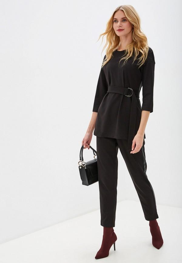 женский костюм vittoria vicci, черный