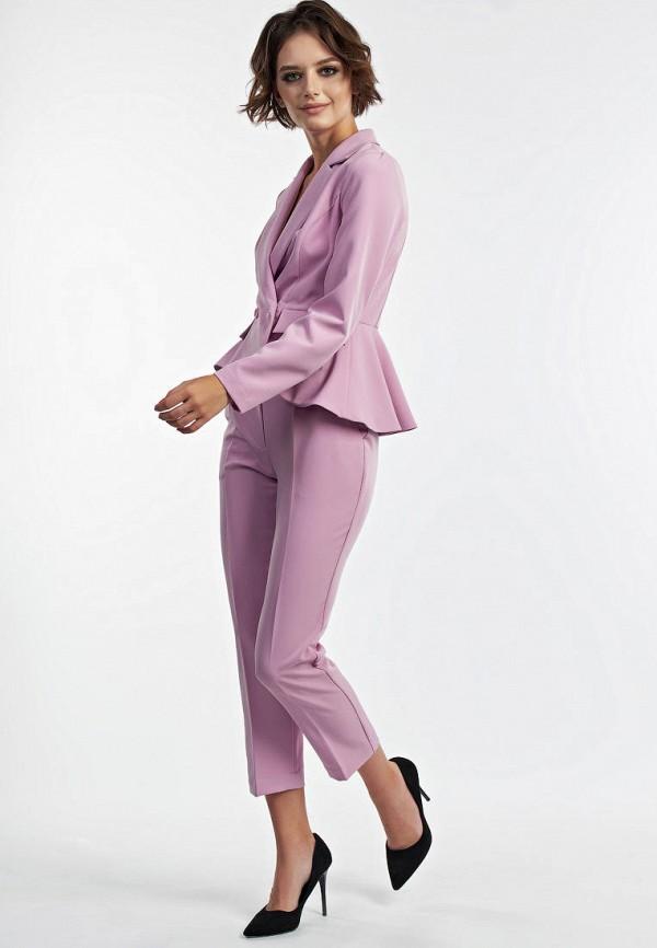 женский костюм irma dressy, розовый