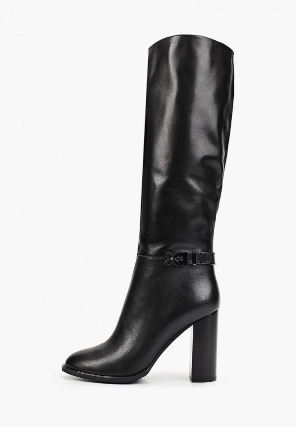Купить Женские сапоги Basconi черного цвета