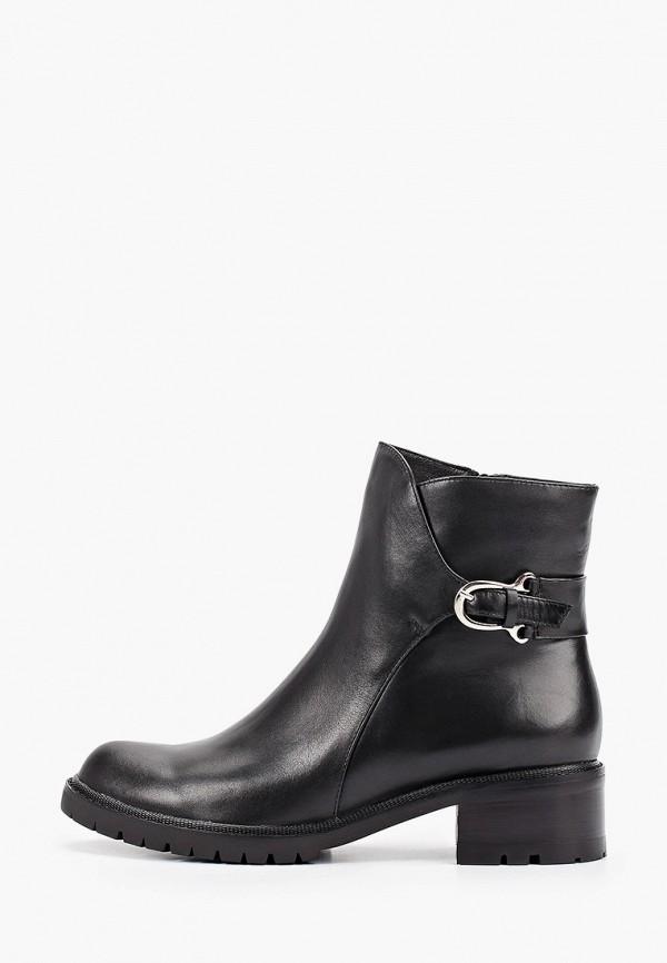 Купить Женские ботинки и полуботинки Basconi черного цвета