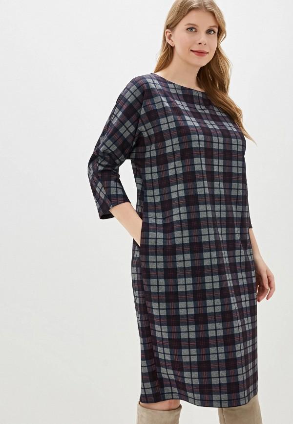 Купить Женское платье Svesta синего цвета