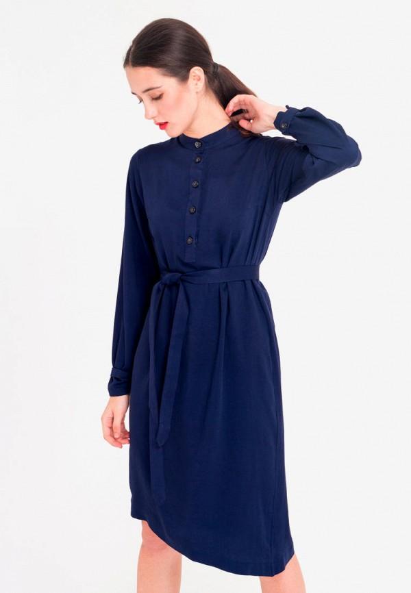 платье  shtoyko, синее