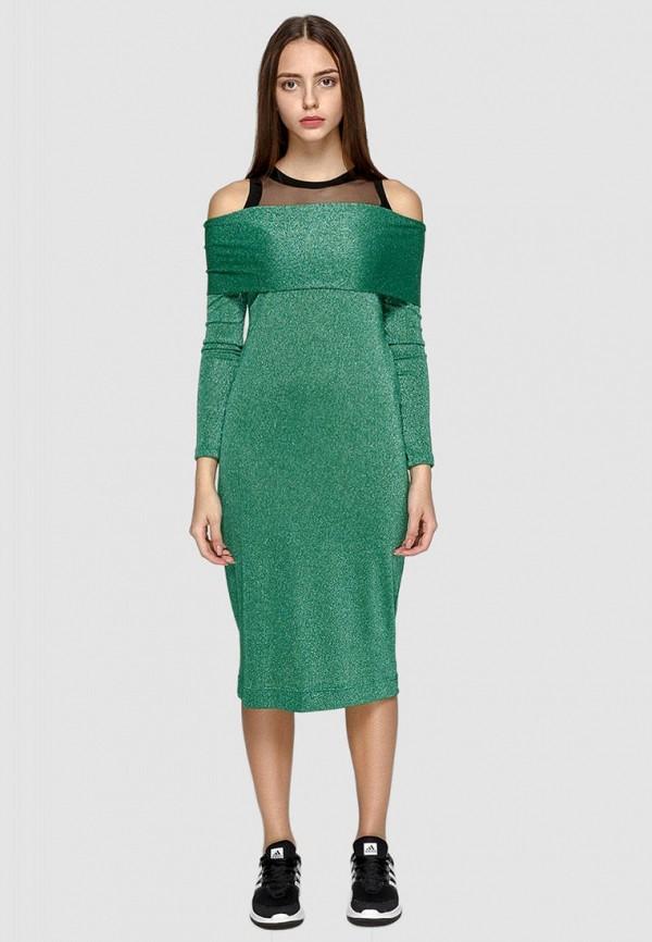 платье  dolcedonna, зеленое