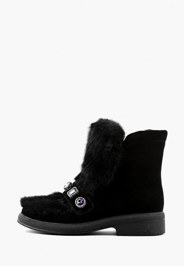женские ботинки sasha fabiani, черные