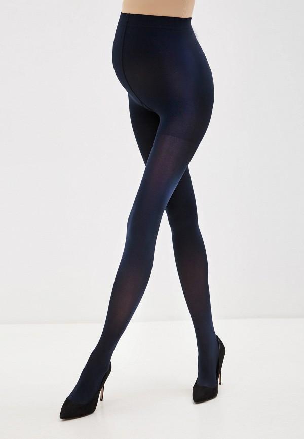 женские колготки calzedonia, синие
