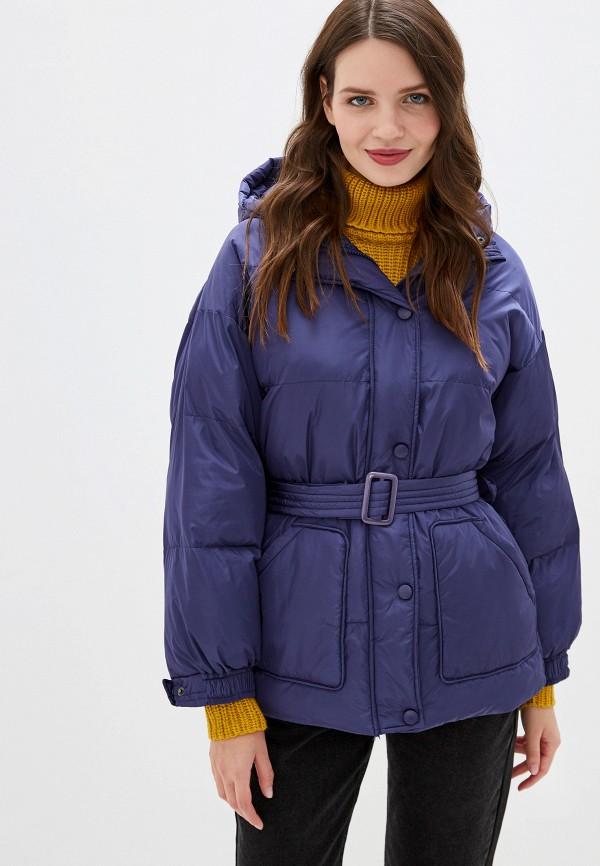 женская куртка keddo, синяя
