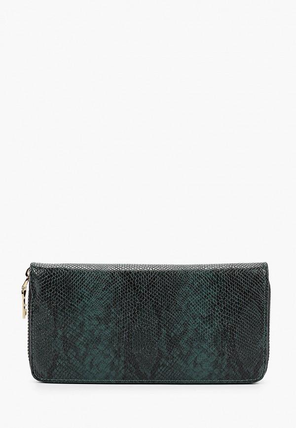 женский кошелёк keddo, зеленый