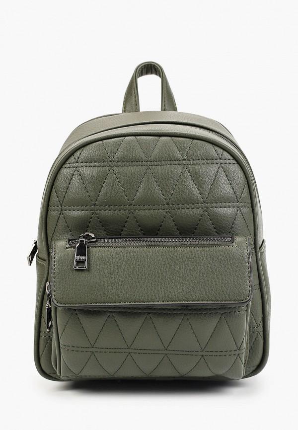 женский рюкзак keddo, зеленый