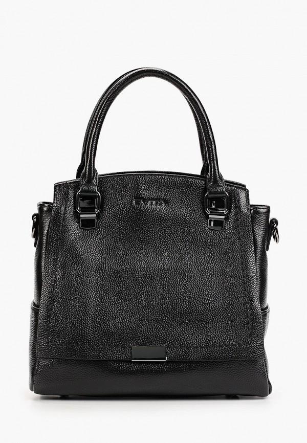 женская сумка evita, черная