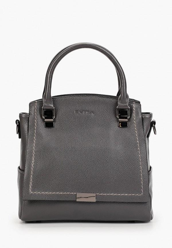 женская сумка evita, серая