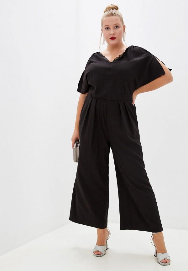 Комбинезон ASV Fashion Design ASV Fashion Design  черный фото