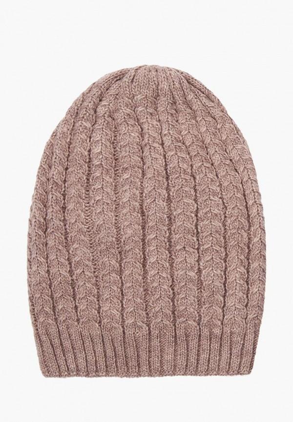 женская шапка mellizos, розовая