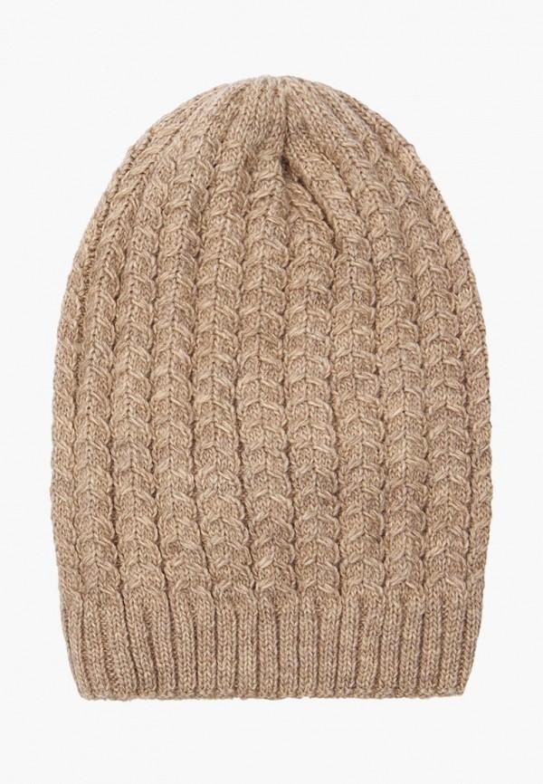 женская шапка mellizos, бежевая