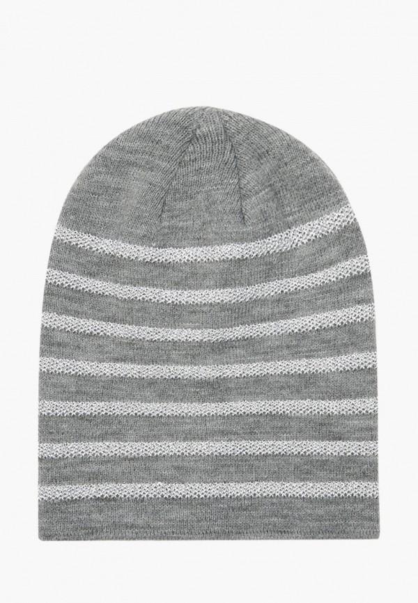 женская шапка mellizos, серая