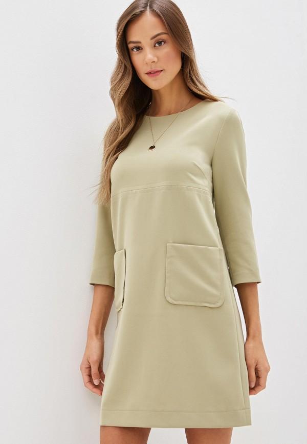 цена Платье Woman eGo Woman eGo MP002XW156GS онлайн в 2017 году