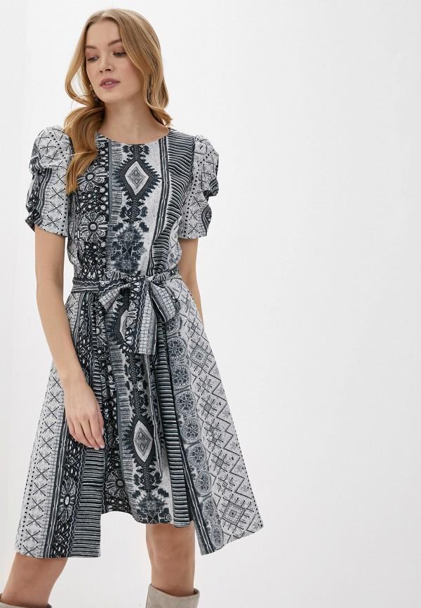 Платье Lea Vinci Lea Vinci MP002XW156OK цена в Москве и Питере