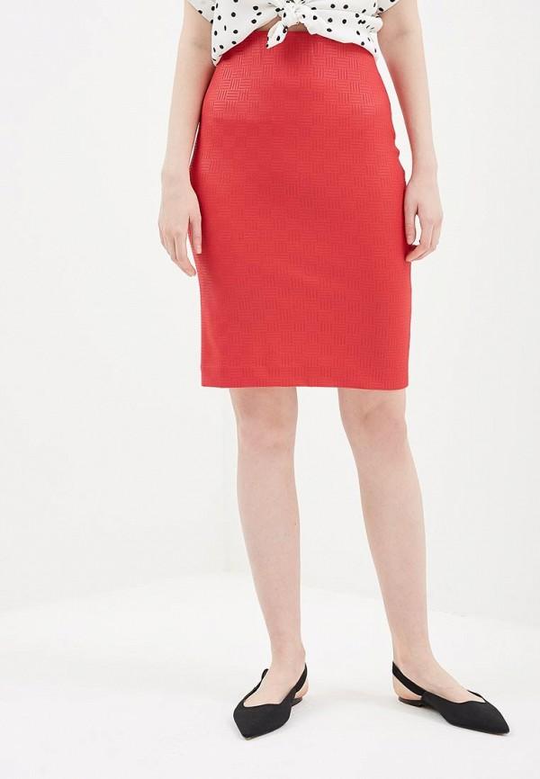 женская юбка ruxara, красная