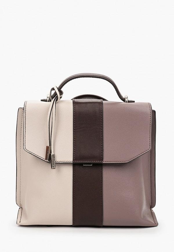 женский рюкзак eleganzza, коричневый