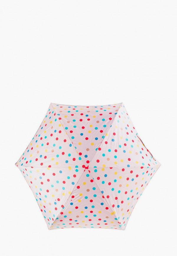 женский зонт fulton, розовый