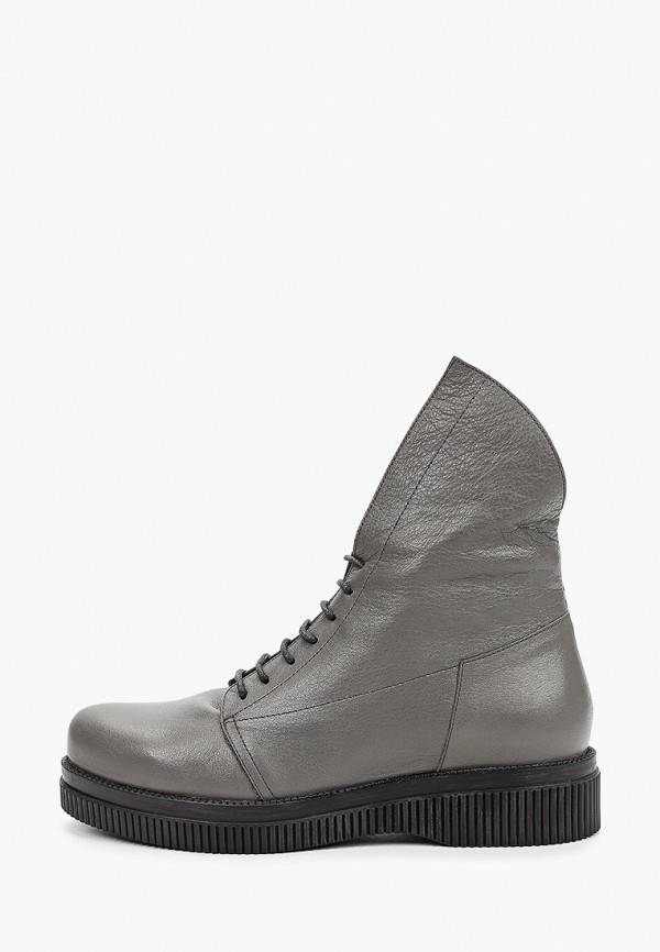 Ботинки Ascalini Ascalini  серый фото