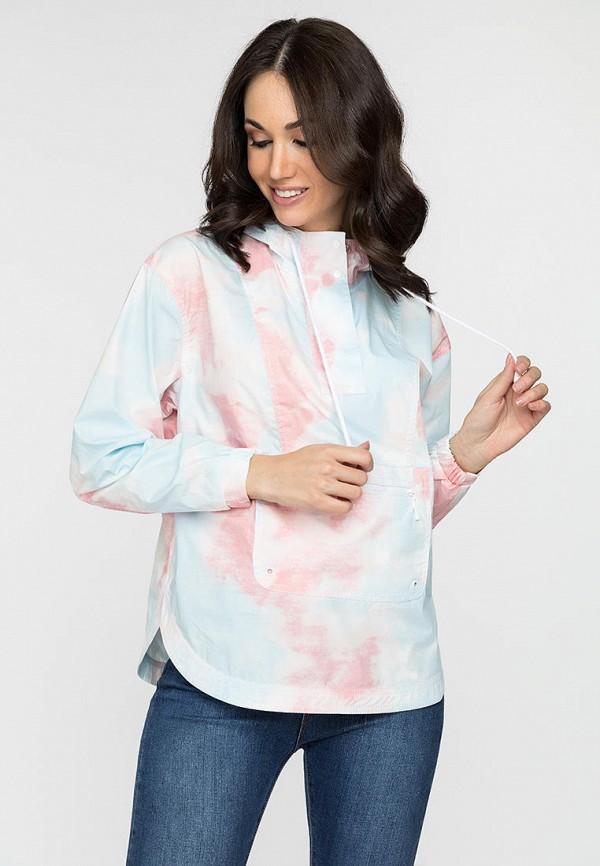 женская куртка анораки gloss, разноцветная