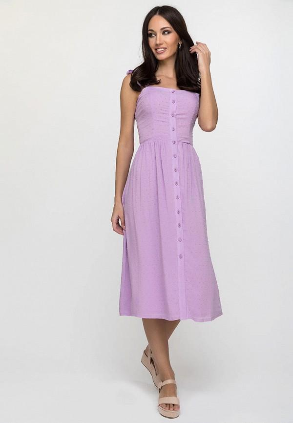 женский сарафан gloss, фиолетовый