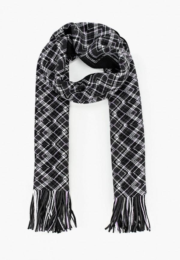 женский шарф vitacci, черный