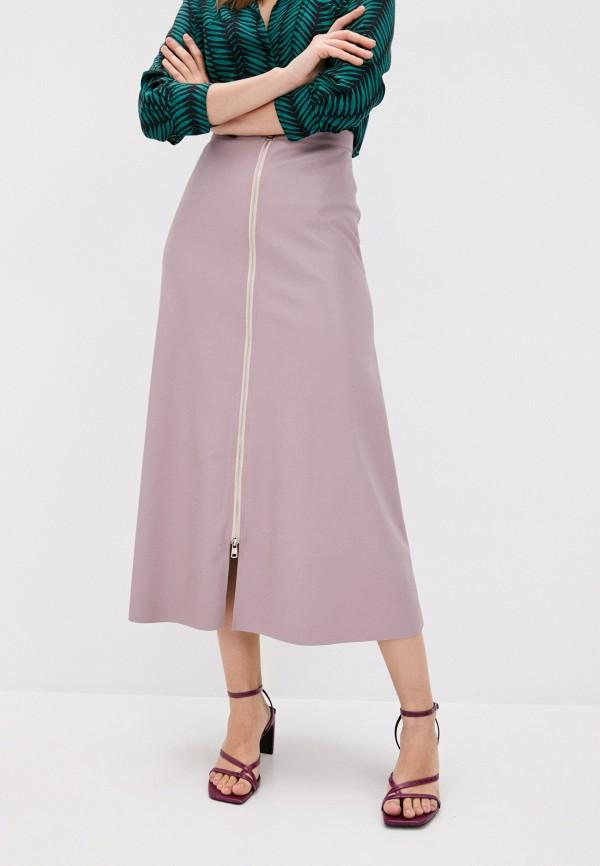 Юбка СелфиDress цвет розовый