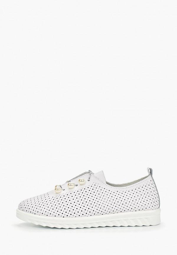 женские ботинки madella, белые