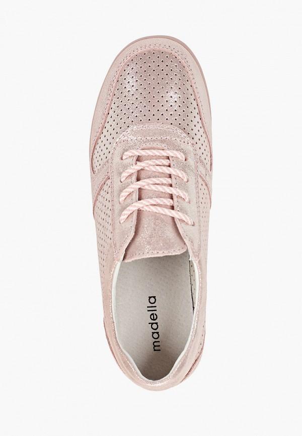 Фото 4 - Кроссовки Madella розового цвета