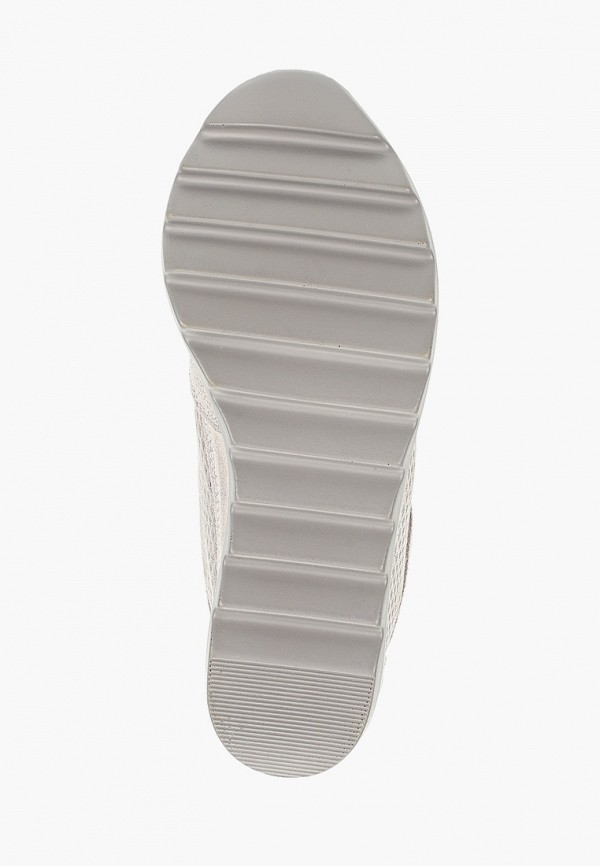Фото 5 - Кроссовки Madella серебрянного цвета