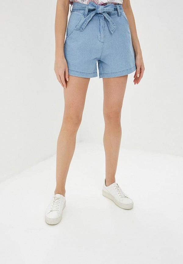 Шорты джинсовые Befree Befree MP002XW15FJ3 шорты befree befree mp002xw1iqk1