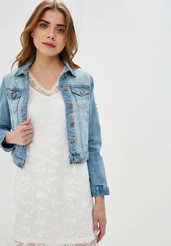 Куртка джинсовая Befree Befree MP002XW15FJS куртка джинсовая befree befree be031emewke8
