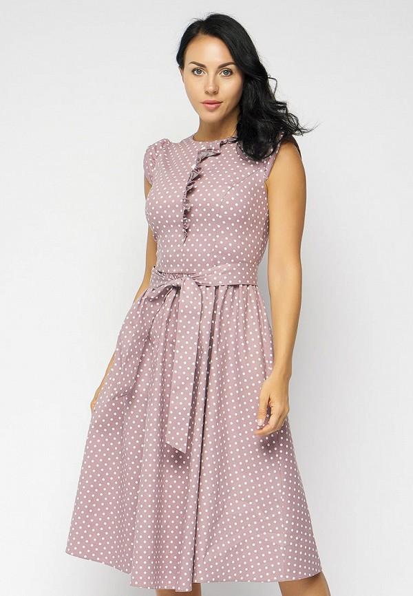 Платье Bellart цвет розовый
