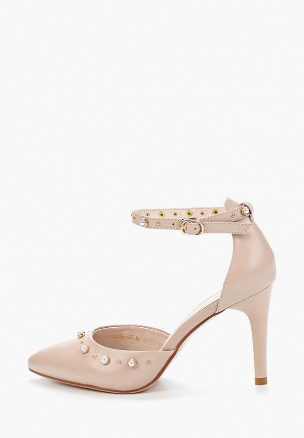 женские туфли berkonty, розовые