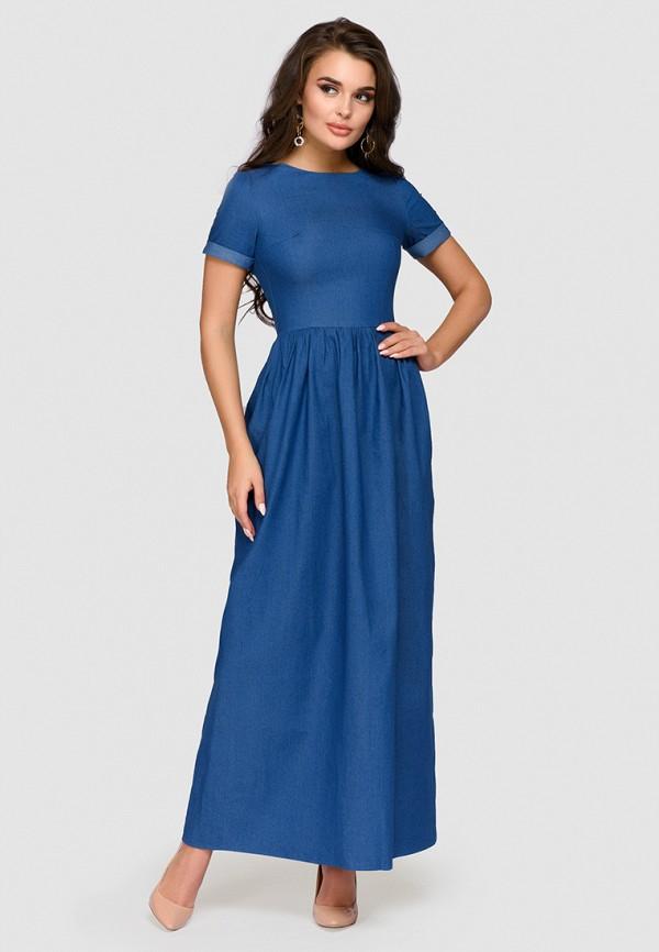 Платье D&M by 1001 dress D&M by 1001 dress MP002XW15GAU all over florals m slit dress
