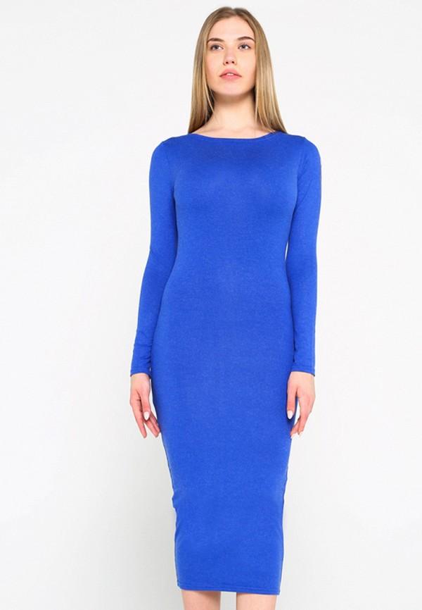 Купить Платье Malaeva, MP002XW15GLC, синий, Весна-лето 2018