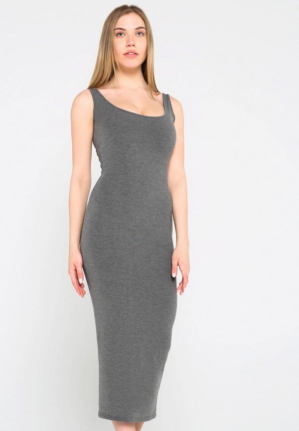 Купить Платье Malaeva, MP002XW15GLJ, серый, Весна-лето 2018