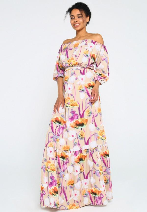 Платье Malaeva Malaeva MP002XW15GM1 пакет подарочный белоснежка мужские аксессуары 14 х 7 х 17 см