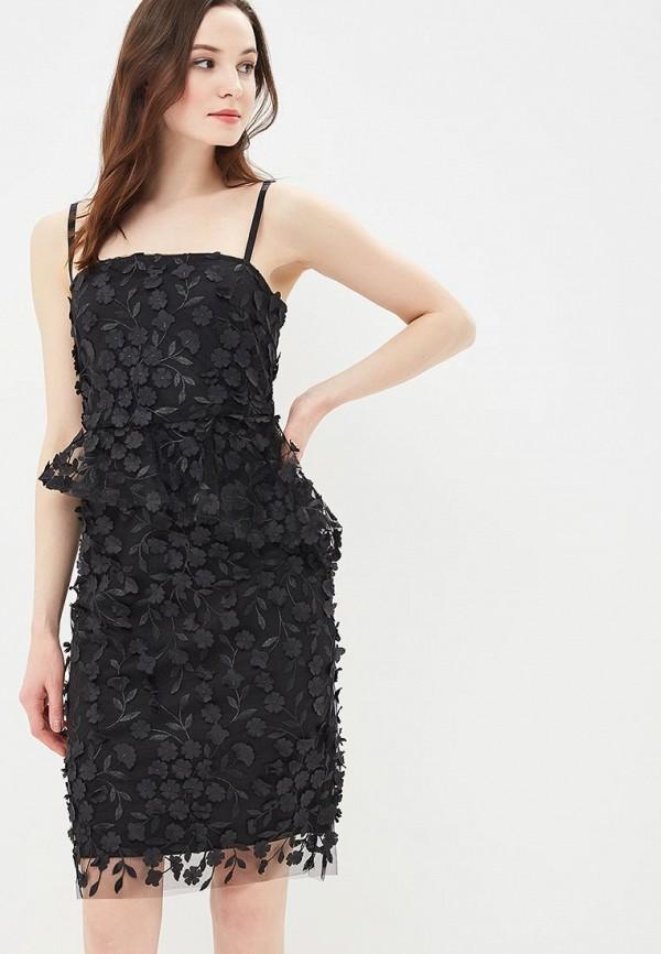 Купить Платье Incity, mp002xw15h47, черный, Весна-лето 2018